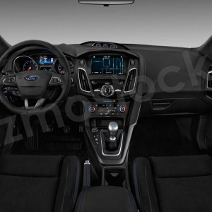 ford 17focusrsha3a dashboard